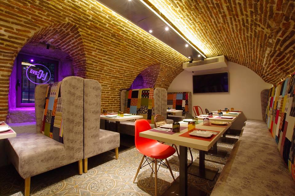 马德里特色餐厅 LA CCAVA MADRID