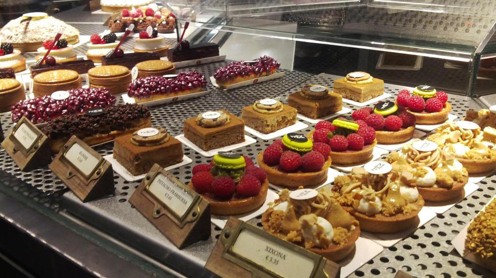经典甜品店 Mama Framboise Madrid