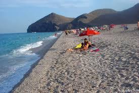 ANCÓN DE CABO DE GATA海滩