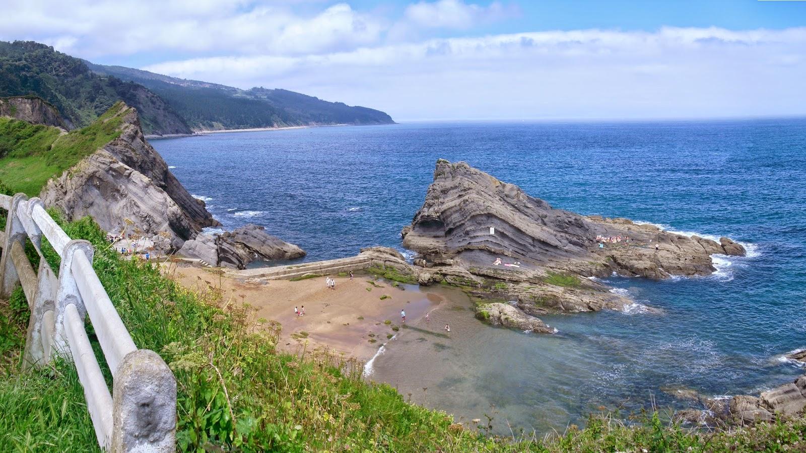 Bermeo ARITXATXU 海滩
