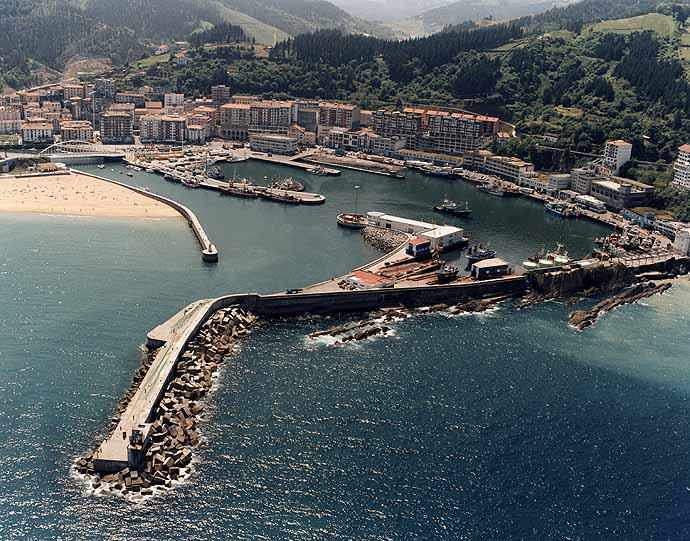 Berriatua ARRIGORRI 海滩