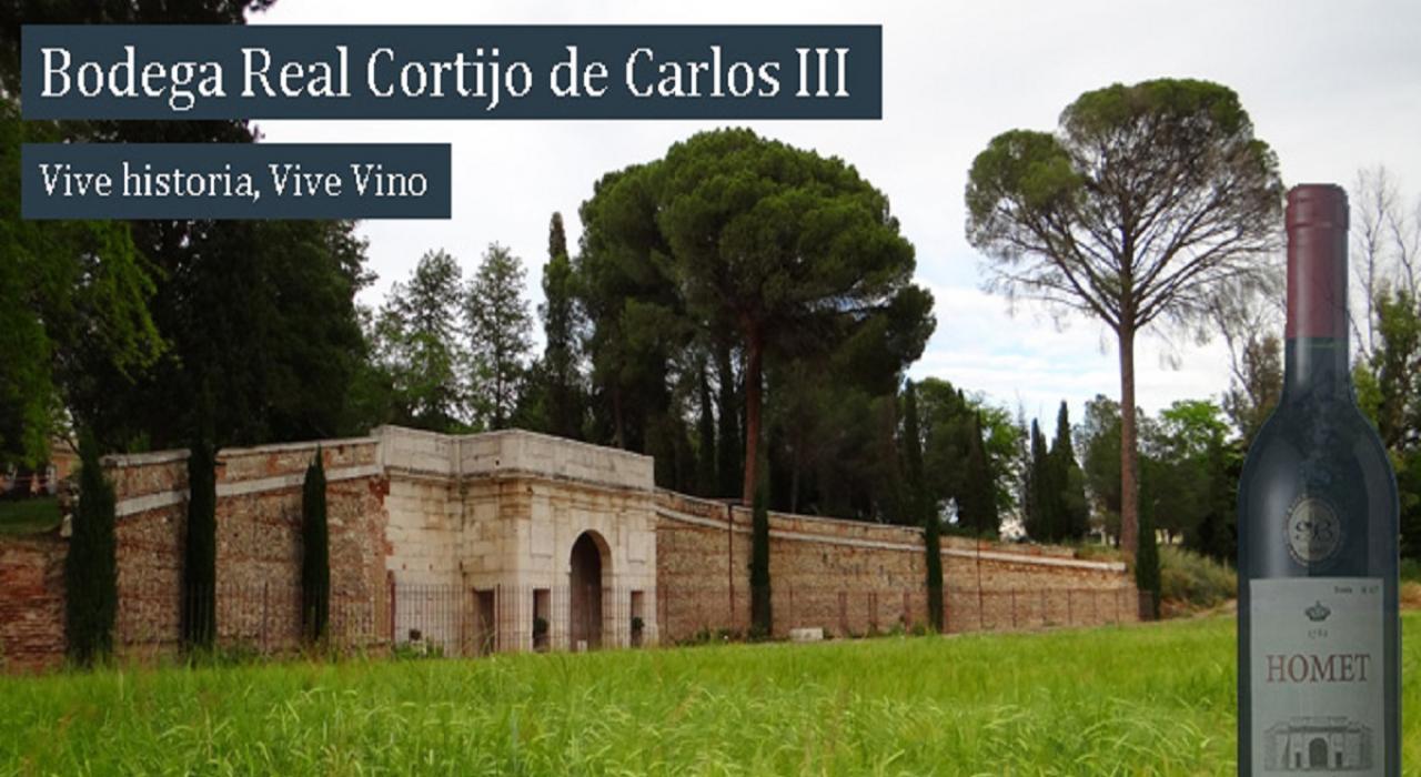 Bodega Real Cortijo de Carlos III