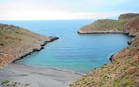 CALA CERRADA海滩