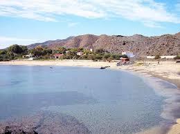 CALA PANIZO海滩