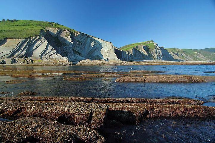 Deba ITXASPE 海滩