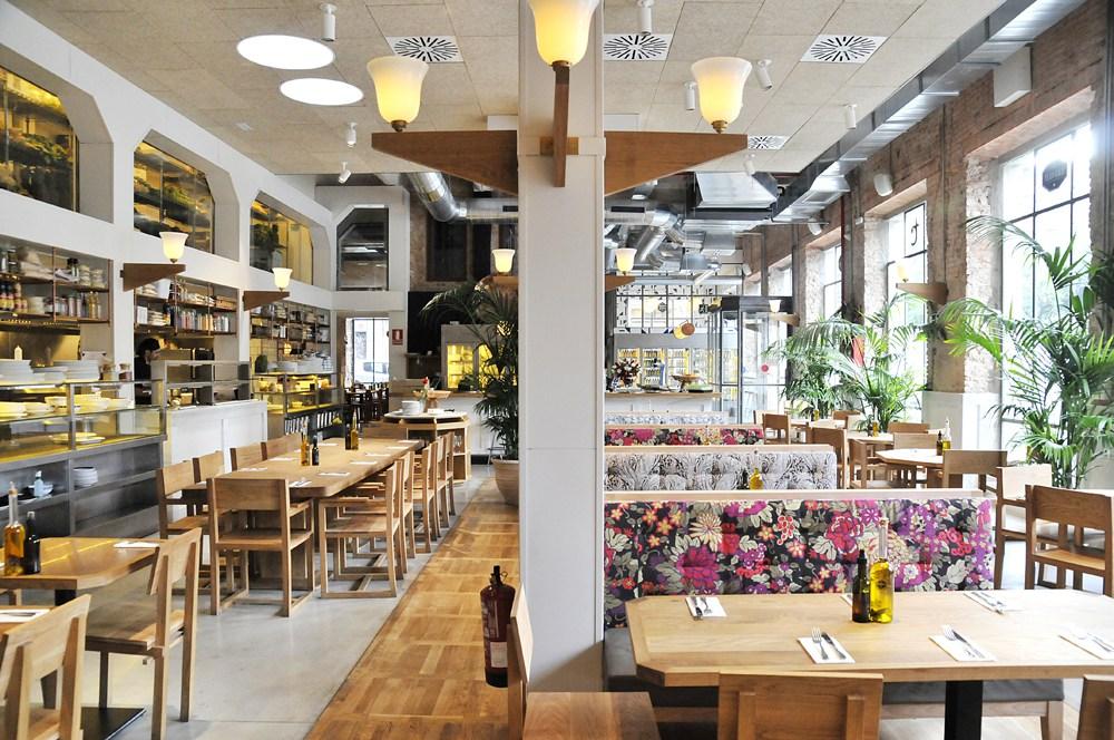 巴塞罗那素食餐厅 Teresa Carles Barcelona