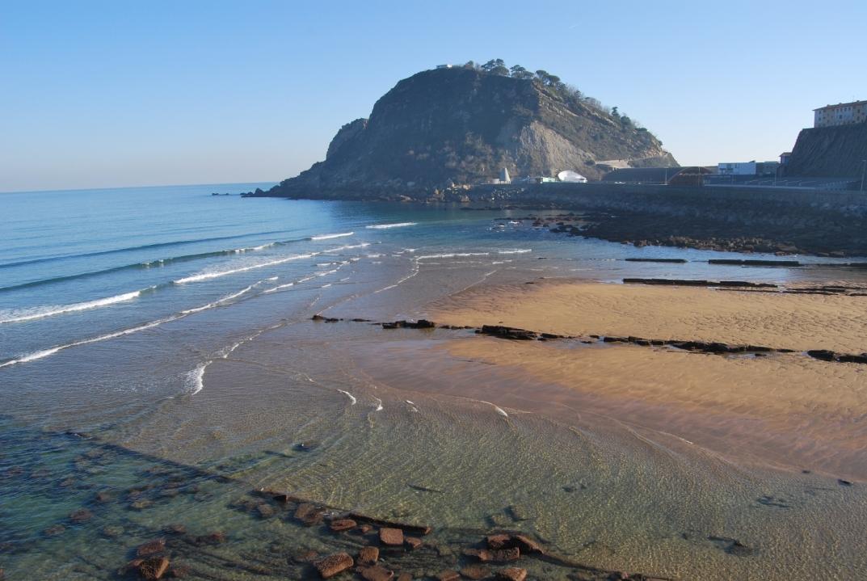 Getaria  GAZTETAPE 海滩