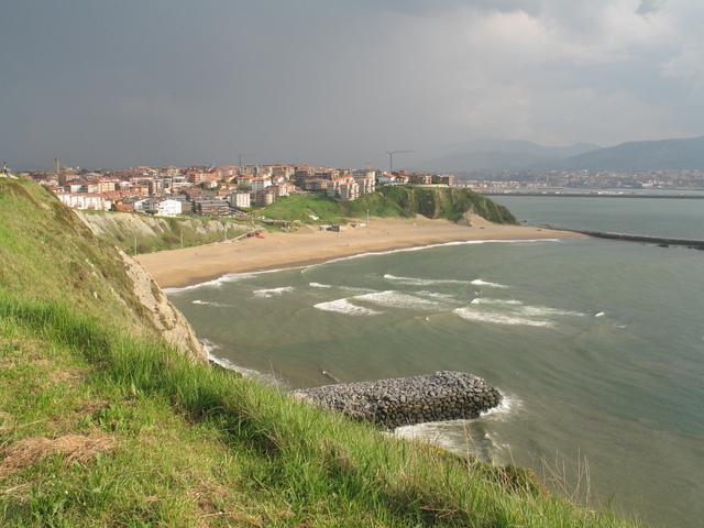 Getxo ARRIGUNAGA 海滩