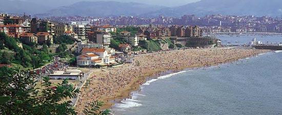 Getxo EREAGA 海滩