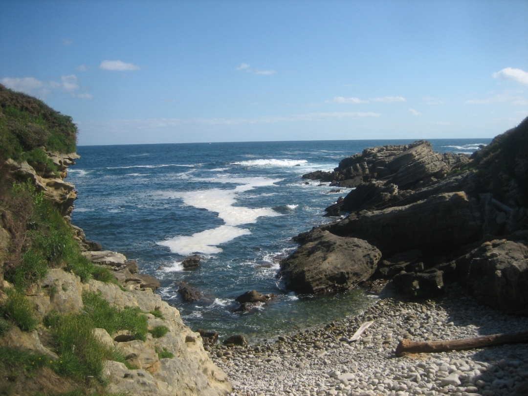 Hondarribia ERROTA SEIN 海滩