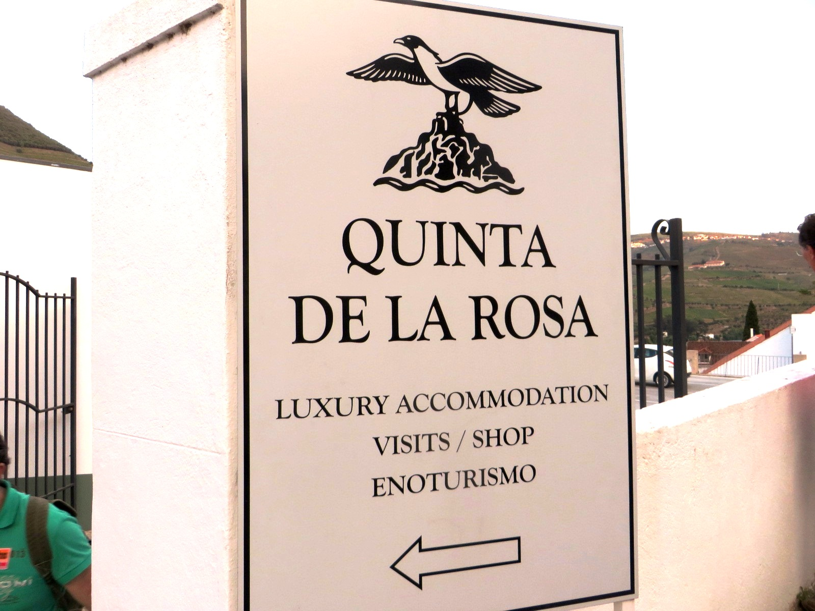 Hotel y Bodega Quinta De La Rosa Pinhão