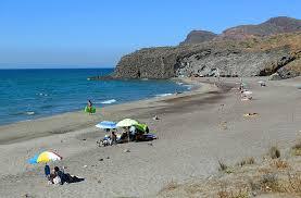 CALAS DEL BARRONAL海滩