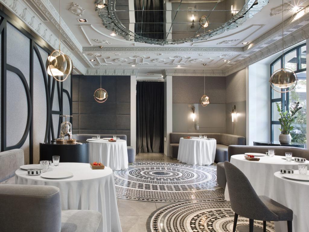 创新料理餐厅 Ramón Freixa Madrid