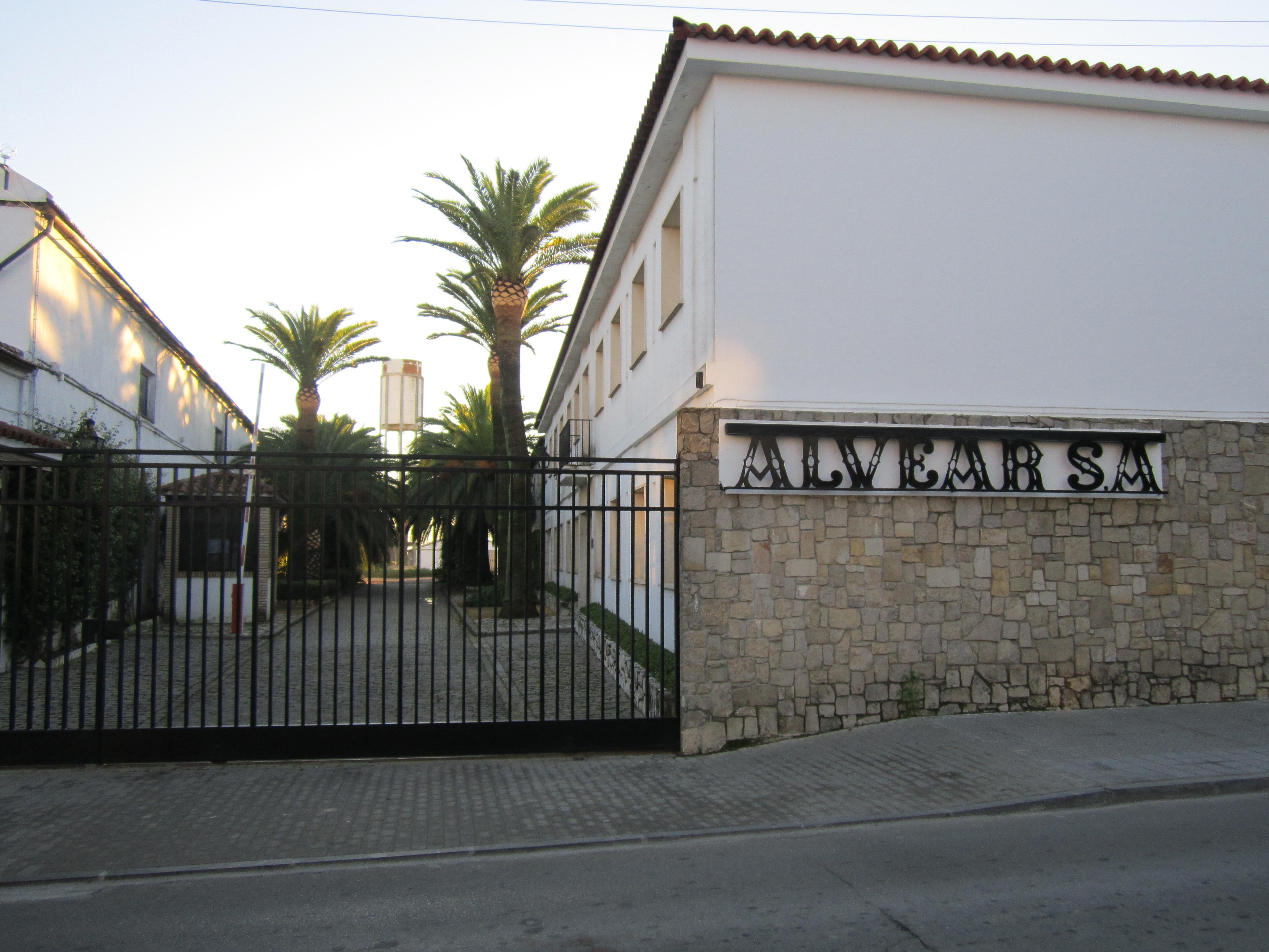 bodega Alvear