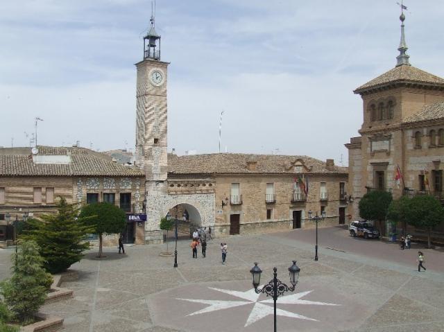 CONSUEGRA Toledo(风车村:孔苏埃格拉)