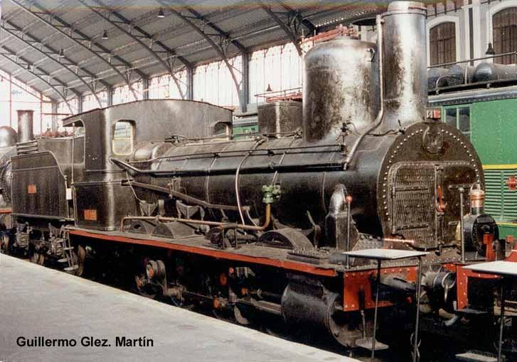 火车博物馆Museo del Ferrocarril madrid