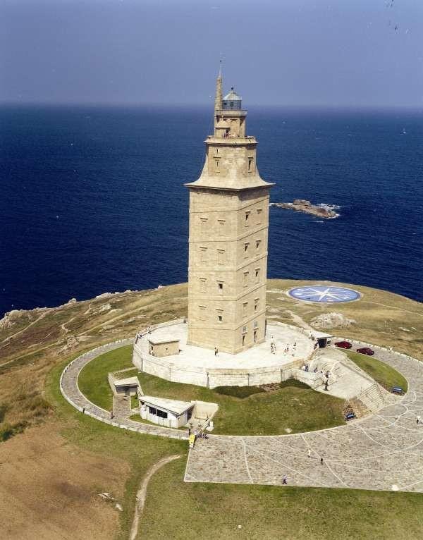 Torre de Hercules灯塔