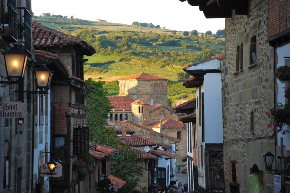 Santillana del Mar (Cantabria)景点