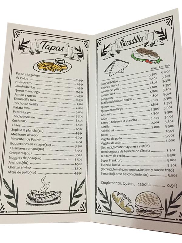 巴塞罗那广告设计印刷公司-28X28 覆膜对折菜单-03.jpg