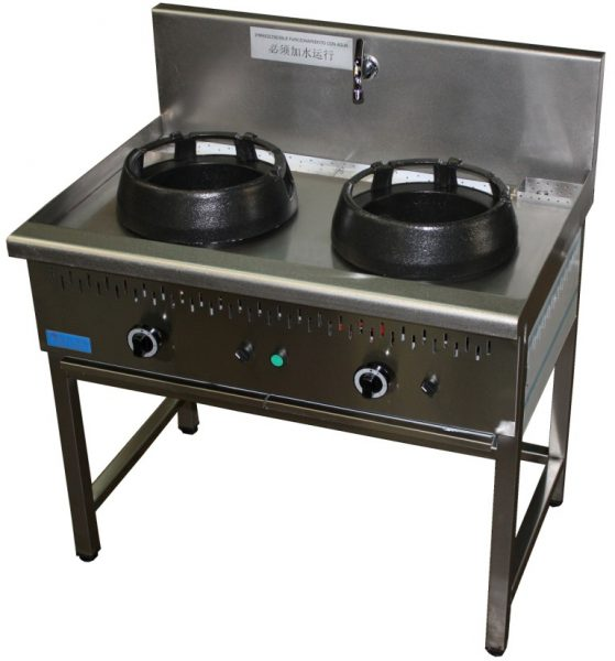 Cocinas Wok