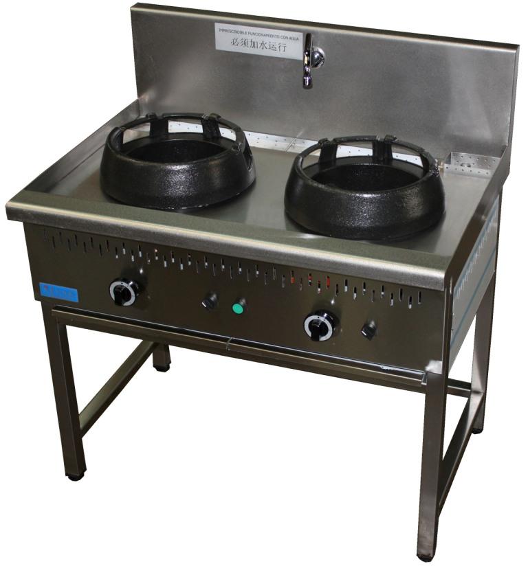 cocina china wok