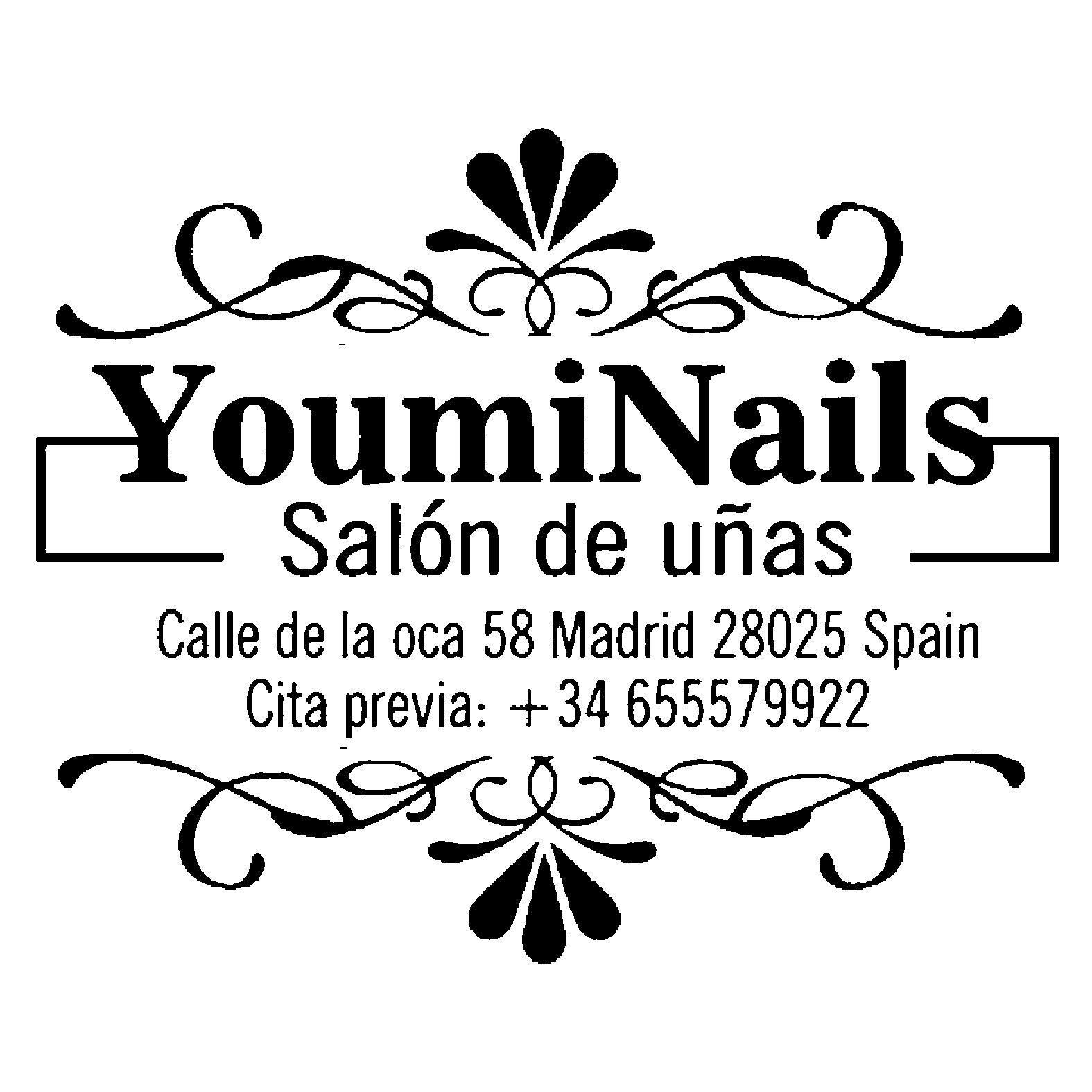 马德里优蜜美甲 YoumiNails - Salón de Uñas 专业水晶甲